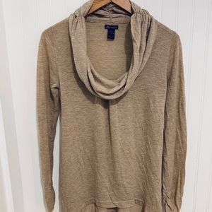 Anthropologie Ella Moss cashmere Sweater S